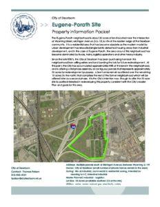 Eugene-Porath Site