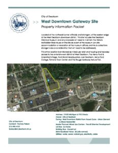 West Downtown Gateway Site