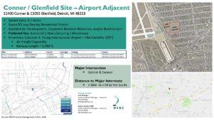 Conner/Glenfield Site – Airport Adjacent