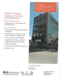 10201 Joseph Campau Ave.